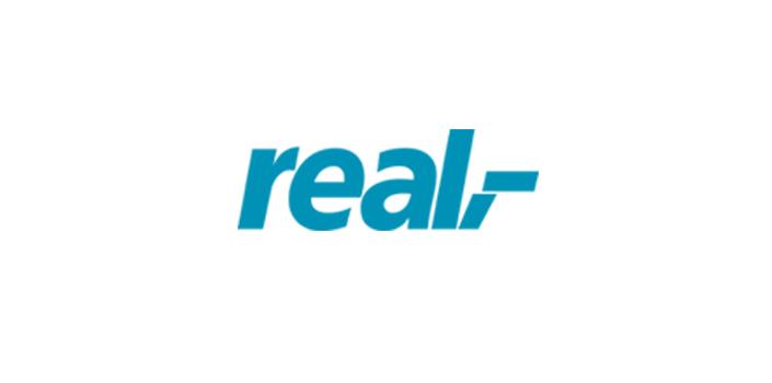 Real ist ein Partner der Gebäudereinigung & Dienstleistunge Gelford GmbH