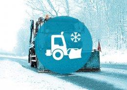 Winterdienst, Schnee- & Eisbeseitigung in NRW