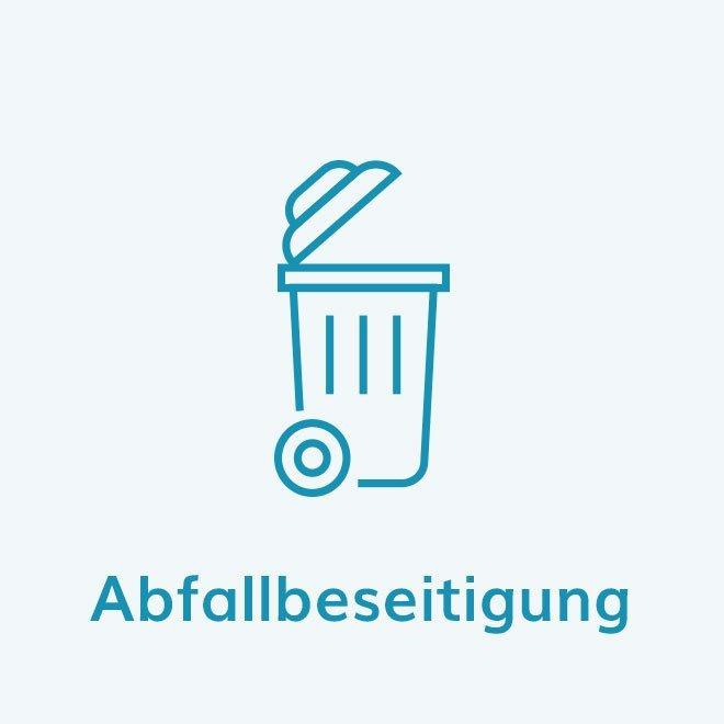 Abfallbeseitigung in Essen und NRW