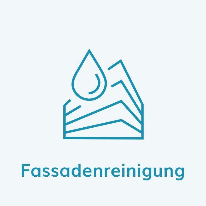 Fassadenreinigung in Essen und NRW