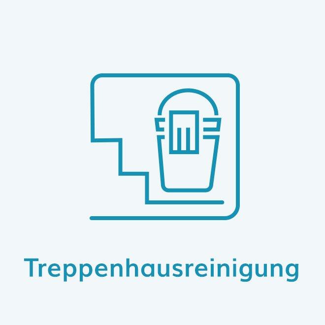 Treppenhausreinigung in Essen und NRW