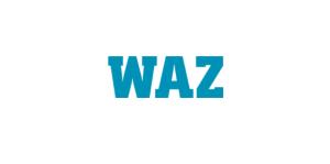 Referenz Gebäudereinigung: WAZ